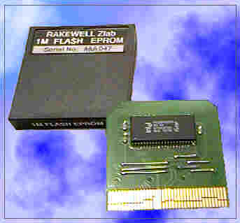Intel 1M Flash EPROM